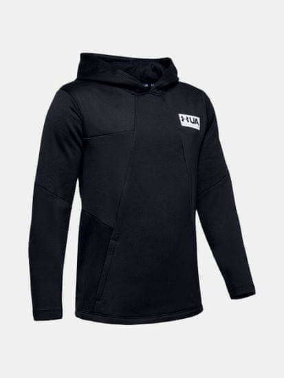 Under Armour Pulover Game Time Hoody-Blk