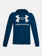 Under Armour Mikina UA Rival Fleece Big Logo HD-BLU L