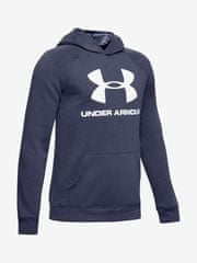 Under Armour Mikina Rival Logo Hoodie XS