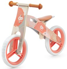 KinderKraft Balance bike Runner 2021 Nature, koral