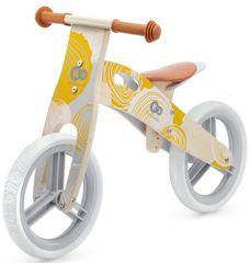 KinderKraft Balance bike Runner 2021 Nature, sárga