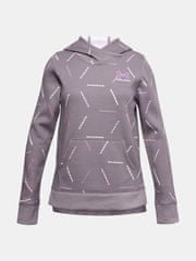 Under Armour Mikina Rival Fleece Printed Hoodie S