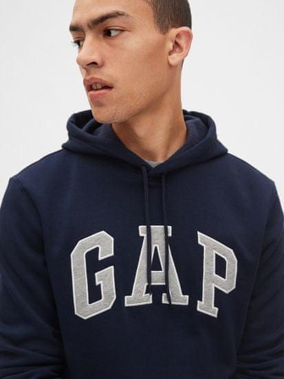 Gap Mikina Hoodie Logo
