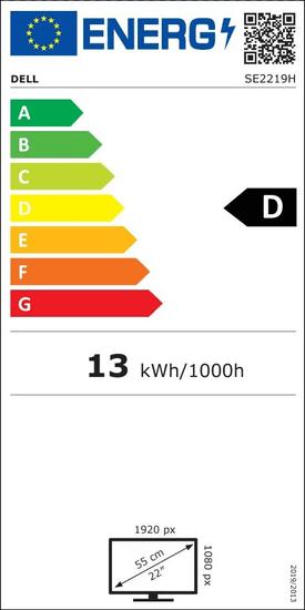 DELL SE2219H (210-AQOL)