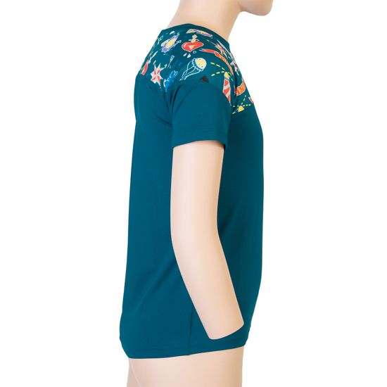 Sensor Koszulka chłopięca Coolmax Impress