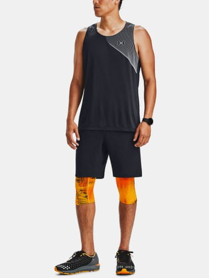 Under Armour Kratke hlače M Launch SW Long 2-in-1 Printed Short