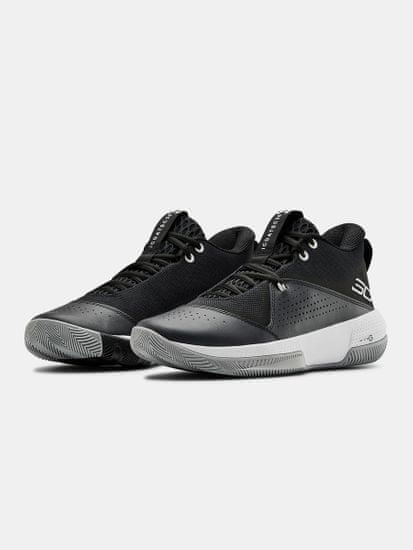Under Armour Čevlji SC 3ZER0 IV-BLK