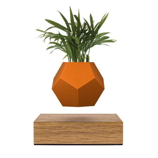 Flyte Oranžový kryt na levitující květináč LYFE
