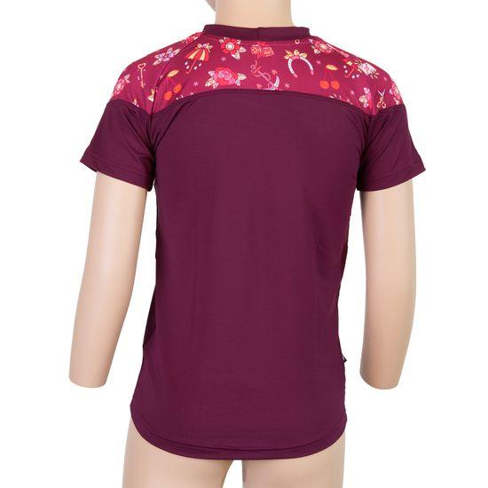 Sensor Coolmax Impress dekliška majica