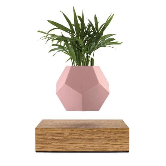 Flyte Růžový kryt na levitující květináč LYFE