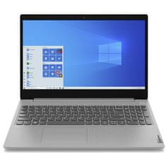 Lenovo IdeaPad 3 15IIL prenosnik, i5-1035G1, 12 GB, 1 TB, SSD, MX330, Win10Home (81WE00UCSC)