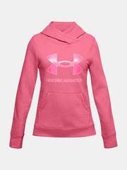 Under Armour Mikina Rival Fleece Logo Hoodie XS
