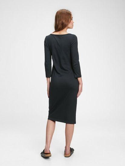 Gap Obleka Modern Squareneck Dress