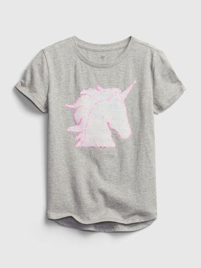 Gap Otroške Majica Ss Flippy Gr T