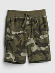 Gap Otroške Kratke hlače Print Pull-On Shorts 5YRS