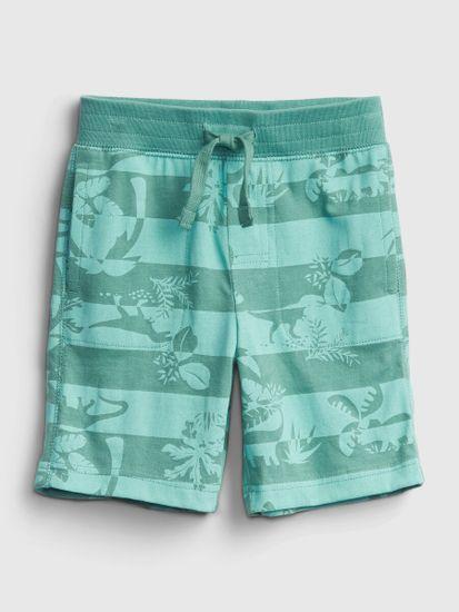 Gap Otroške Kratke hlače Print Pull-On Shorts