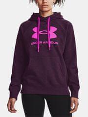 Under Armour Mikina Under Armour Rival Fleece Logo Hoodie-PPL M