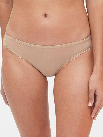 Gap Hlačke Stretch Cotton Bikini, 3Ks