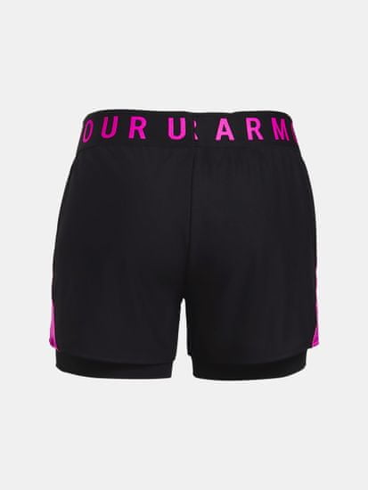 Under Armour Kraťasy Play Up 2-in-1 Shorts-BLK