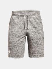 Under Armour Kratke hlače RIVAL TERRY SHORT-WHT S