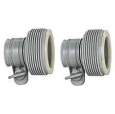 Intex 29061 adapter B za črpalke, 32->38 mm, 1 par