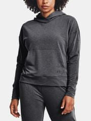 Under Armour Majica Rival Terry Taped Hoodie-GRY M