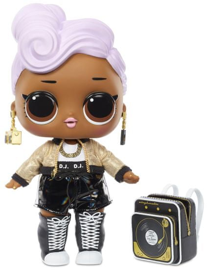 L.O.L. Surprise! lalka, duża - D.J.