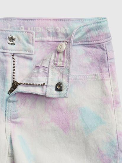 Gap Otroške Jeans Kratke hlače midi aurora 224mlttd 5