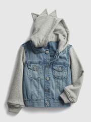 Gap Otroška Jakna dinosaur denim jacket 4YRS