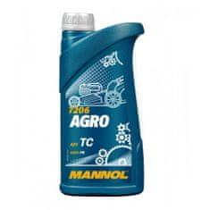 Mannol 2-Takt Agro olje za kosilnice, 1 l