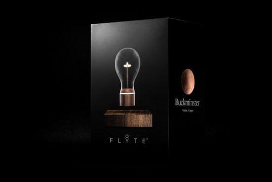 Flyte Levitující designová žárovka FLYTE Buckminster