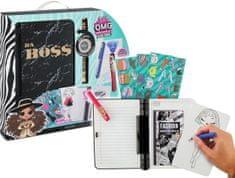 L.O.L. Surprise! pamiętnik z zegarkiem OMG