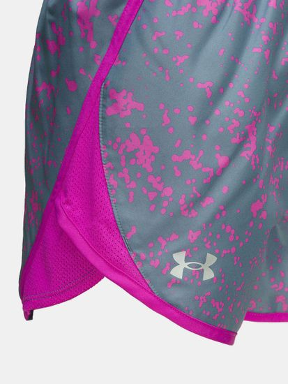 Under Armour Kratke hlače Fly By 2.0 Printed Short-BLU