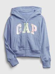 Gap Otroška Pulover Logo fz hoodie XS