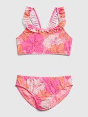 Gap Dětské plavky ruffle bikini L
