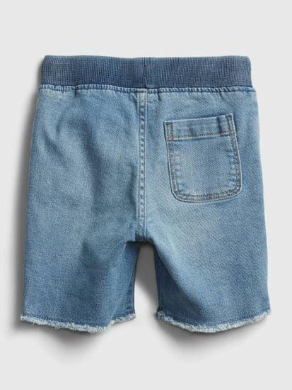 Gap Otroške Jeans Kratke hlače rw dnm short -