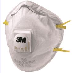 3M Respirátor 8812 FFP1 NR D s výdychovým ventilom