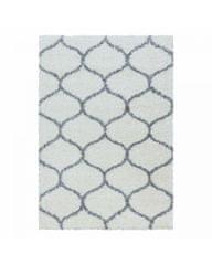 Ayyildiz Kusový koberec Salsa Shaggy 3201 cream 60x110