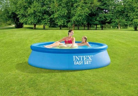 Intex Bazén Easy set 2,44 × 0,61 (W010591) - rozbalené