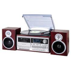 Trevi TT 1072 DAB WD Hi-Fi, TT 1072 DAB WD Hi-Fi