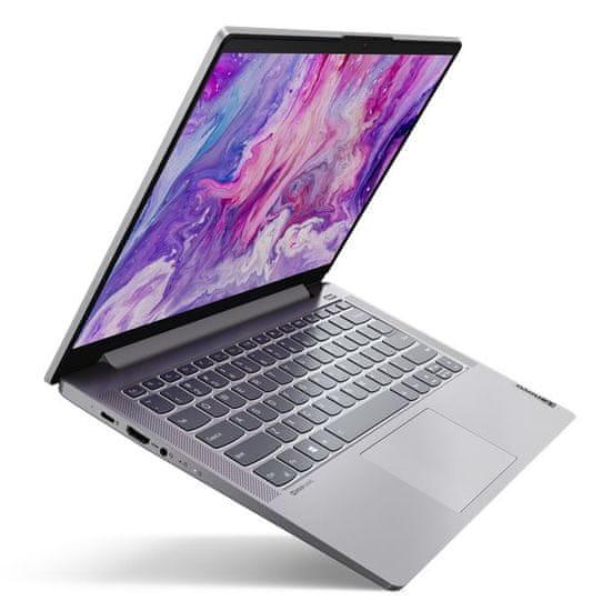 Lenovo IdeaPad 5 14FHD i5-1135G7 16GB 512GB W10H prenosnik, platinasto siv (82FE00J9SC)