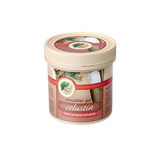 Topvet Celustin masážní gel 250 ml