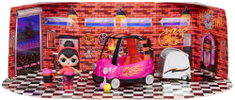 L.O.L. Surprise! meble z lalką - serwis samochodowy Cool & Spice