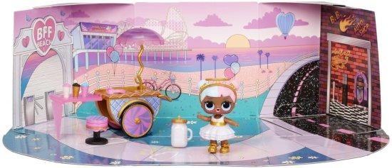 L.O.L. Surprise! Nábytok s bábikou - Sladká promenáda & Sugar