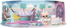L.O.L. Surprise! meble z lalką - relaks na plaży & Dawn