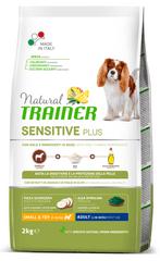 TRAINER Natural Sensitive Plus Adult Mini ló, 2kg