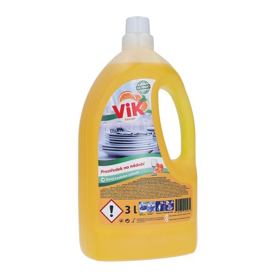 ViK na nádobí orange 3L