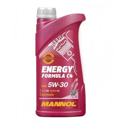 Mannol Energy Formula C4 motorno ulje (DPF), 5W-30, 1 l