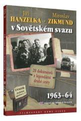 Hanzelka a Zikmund v Sovětském svazu (2DVD) - DVD