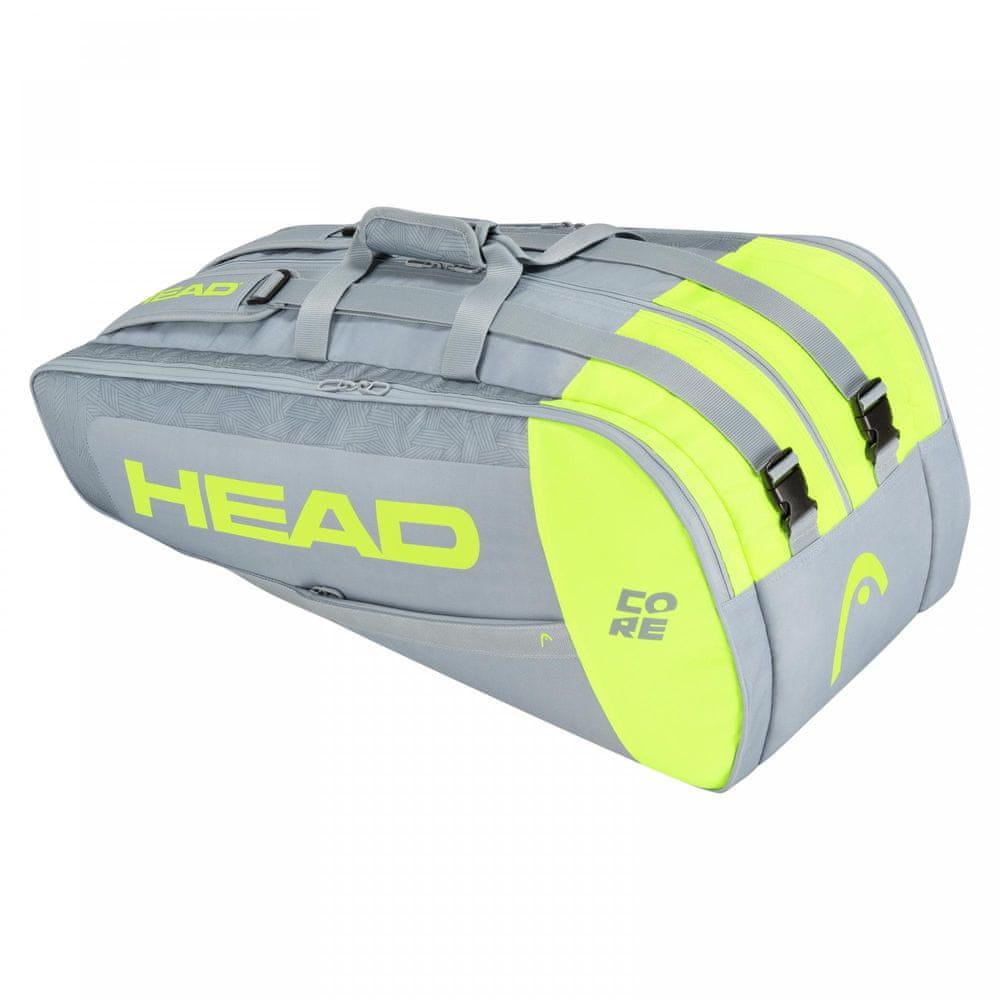 Head Core 9R Supercombi šedá